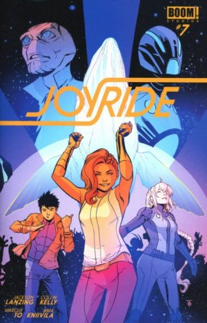 Joyride # 7 Issues (2016 - 2017)