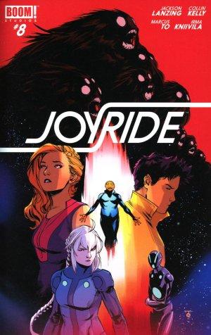 Joyride # 8 Issues (2016 - 2017)