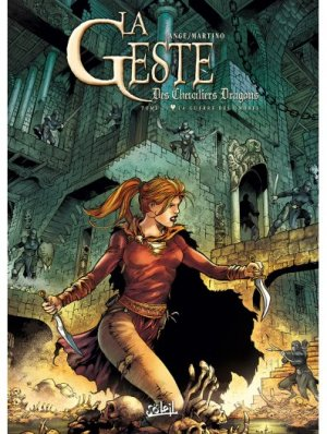 La geste des chevaliers dragons # 25