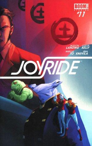 Joyride # 11 Issues (2016 - 2017)