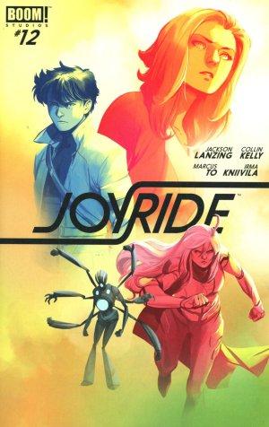 Joyride # 12 Issues (2016 - 2017)