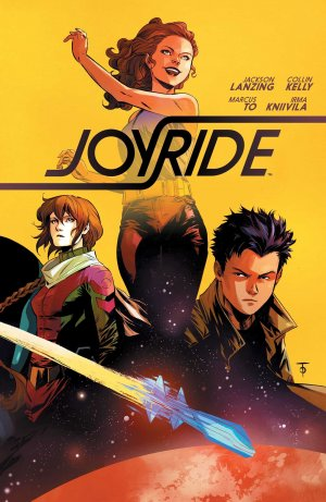 Joyride # 1 TPB softcover (souple)