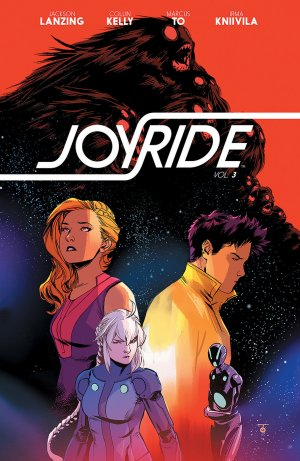Joyride # 3 TPB softcover (souple)