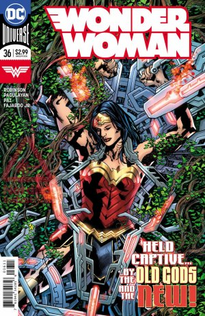 Wonder Woman # 36 Issues V5 - Rebirth (2016 - 2019)