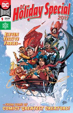 DC Holiday Special 2017 édition Issues