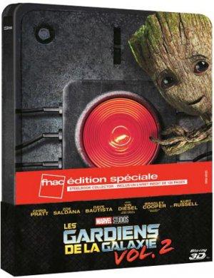 Les Gardiens de la Galaxie 2 édition Steelbook Spécial Fnac