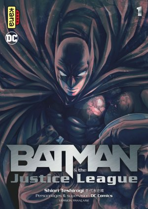 Batman & the justice League # 1
