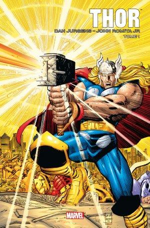 Thor par Jurgens / Romita Jr édition TPB Hardcover - Marvel Icons (2017 - 2018)
