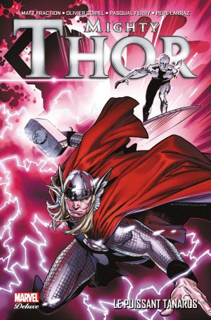 The Mighty Thor édition TPB HC - Marvel Deluxe - Issues V1 (2017 - 2018)