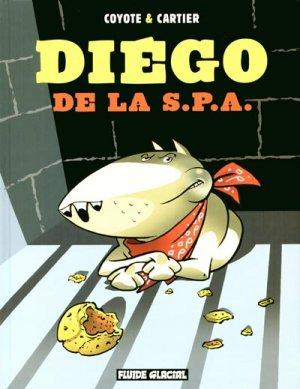 Diego de la S.P.A. édition Simple