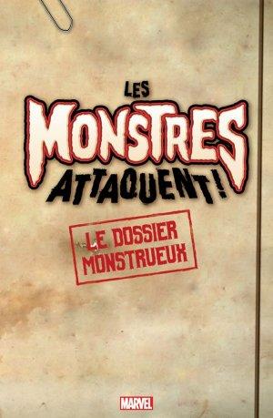 Les Monstres Attaquent ! édition Complément Édition Collector Coffret