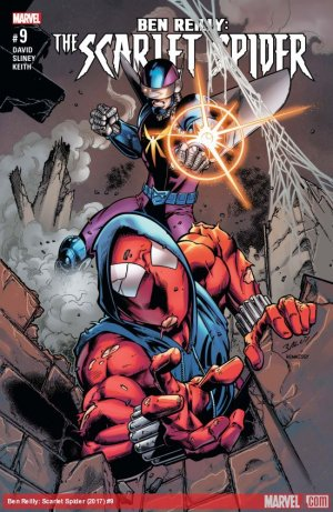 Ben Reilly - Scarlet Spider # 9