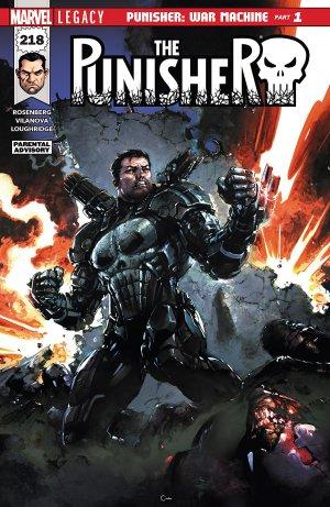 Punisher # 218 Issues V11 (2016 - 2018)
