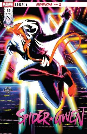 Spider-Gwen # 25 Issues V2 (2015 - 2018)