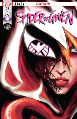 Spider-Gwen # 26 Issues V2 (2015 - 2018)