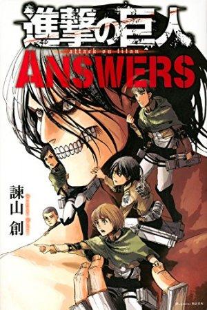 L'Attaque des Titans Answers édition Simple
