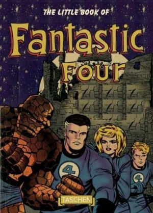 The Little Book of Fantastic Four édition Simple