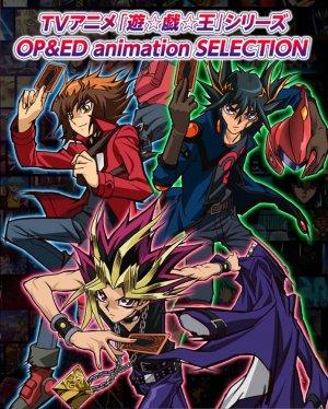 Yu-Gi-Oh! édition  OP&ED animation SELECTION