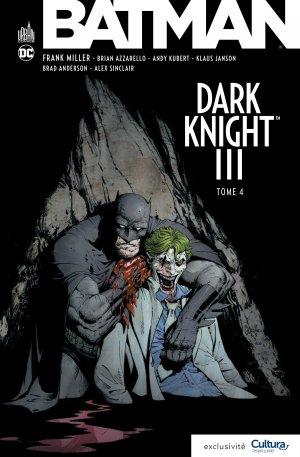 Dark Knight III - The Master Race # 4 TPB hardcover (cartonnée)