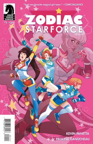 Zodiac Starforce édition Issues (2015 - 2016)