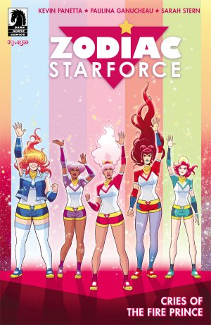 Zodiac Starforce - Cries of the Fire Prince édition Issues (2017 - 2018)