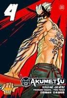 couverture, jaquette Akumetsu 4  (Taifu Comics)