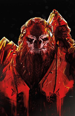 Halo - Rise of Atriox # 5 Issues (2017 - 2018)