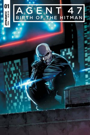 Agent 47 - Birth of the Hitman édition Issues (2017 - Ongoing)