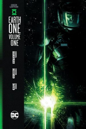 Green Lantern - Terre-un édition TPB hardcover (cartonnée)