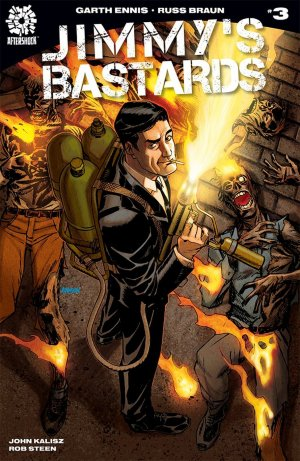 Jimmy's Bastards # 3 Issues (2017 - Ongoing)