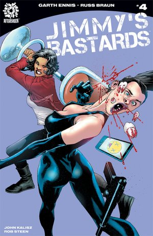 Jimmy's Bastards # 4 Issues (2017 - Ongoing)