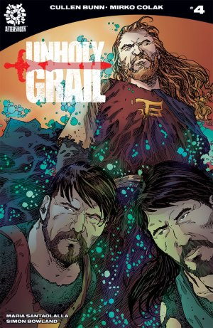 Unholy Grail # 4 Issues (2017 - Ongoing)