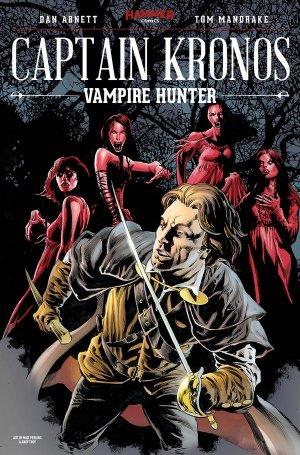 Captain Kronos - Vampire Hunter #1