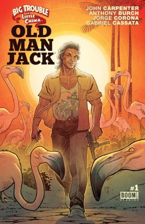 Big Trouble in Little China - Old Man Jack édition Issues (2017 - 2018)