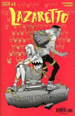 Lazaretto édition Issues (2017)