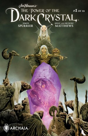 The Power of the Dark Crystal édition Issues (2017 - 2018)