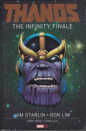Thanos - La fin de l'infini édition TPB hardcover (cartonnée)