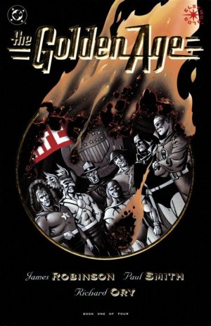 JSA - L'âge d'Or # 1 Issues (1993)