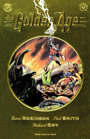 JSA - L'âge d'Or # 4 Issues (1993)