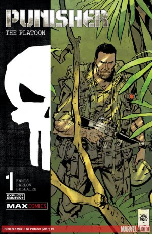 Punisher - La Section édition Issues (2017 - 2018)