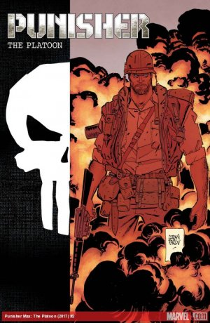 Punisher - La Section # 2 Issues (2017 - 2018)