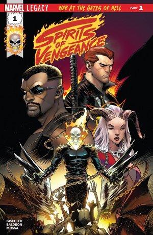 Les Esprits de la Vengeance # 1 Issues (2017 - 2018)