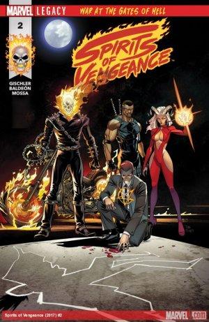 Les Esprits de la Vengeance # 2 Issues (2017 - 2018)