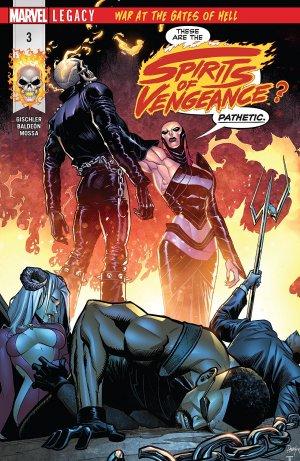 Les Esprits de la Vengeance # 3 Issues (2017 - 2018)