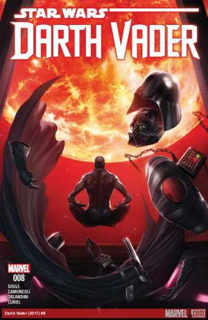 Darth Vader # 8 Issues V2 (2017 - 2018)