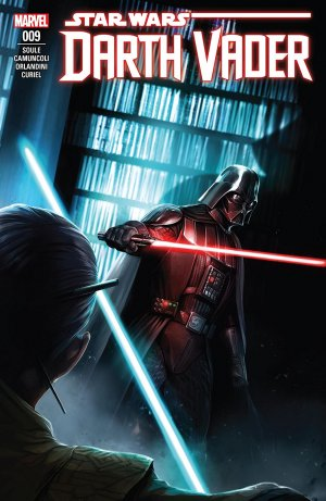 Darth Vader # 9 Issues V2 (2017 - 2018)