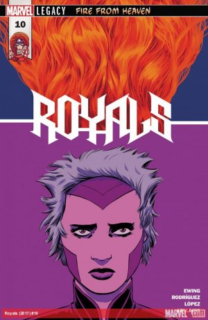 Royals # 10 Issues (2017)