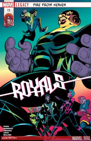 Royals # 11 Issues (2017)