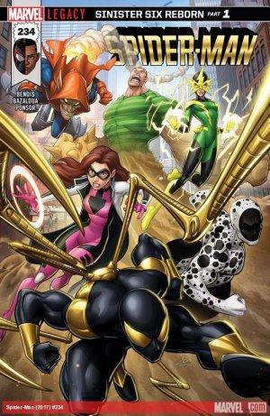 Spider-Man # 234 Issues V2 (2016 - 2018)