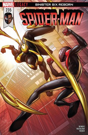 Spider-Man # 235 Issues V2 (2016 - 2018)